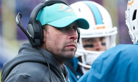 DolphinsTalk.com Daily for Tuesday, December 19th: Look at Fins 2018 Schedule & Interesting Gase Quote