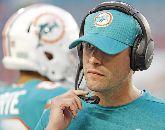 DolphinsTalk.com Daily for Tuesday, January 2nd: Gase to Hire New Offensive Assistant & Jesse Davis Talk