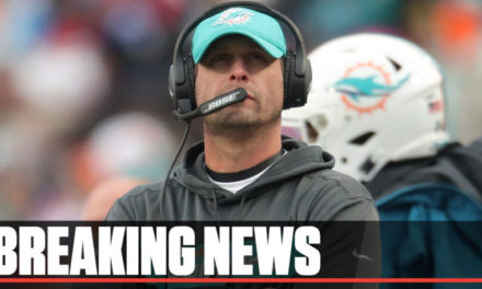 BREAKING NEWS AUDIO: Fallout From Adam Gase Firing