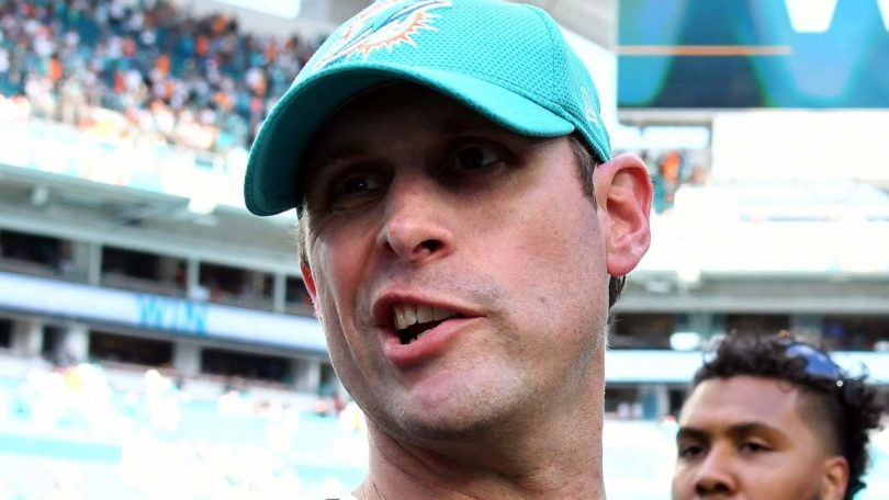 Adam Gase Hired as Head Coach of the NY Jets
