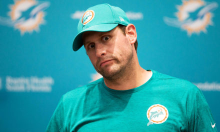 The 2nd Annual October Adam Gase Purge Is Underway