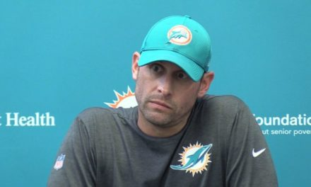 NFL Network Report: Gase's Future in Serious Doubt