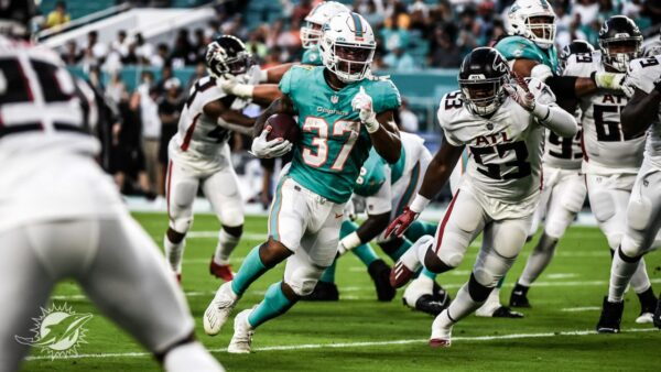 Dolphins Offense More Efficient in 2nd Preseason Game