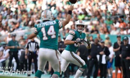 DolphinsTalk Podcast: Review of Dolphins Depth Chart and Team Captains