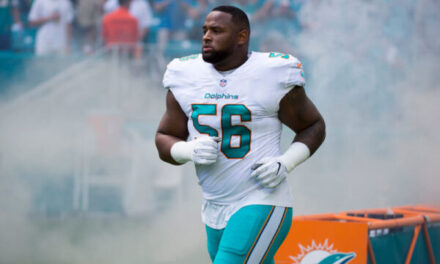 With Pick #178 Miami Selects Defensive Tackle Davon Godchaux