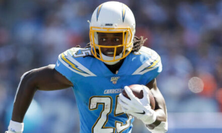 Melvin Gordon and Dolphins Have Mutual Interest per ESPN