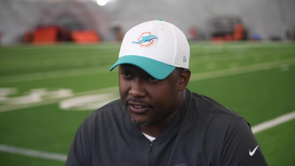 BREAKING NEWS: Dolphins Lose Defensive Coordinator; Graham signs with Giants