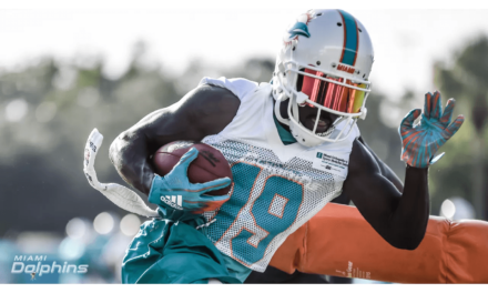 Five Dolphins Players Who are Trending In the Right Direction