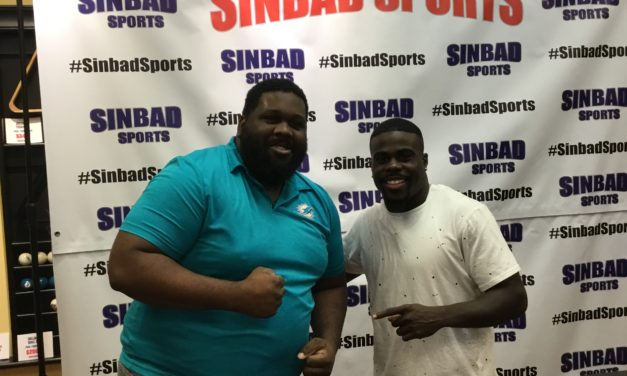 VIDEO: Interview with Jakeem Grant