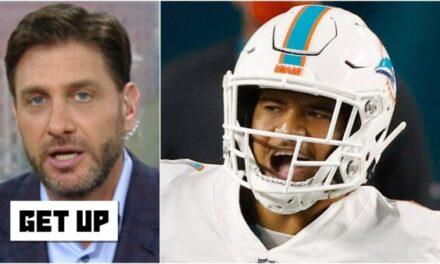 ESPN GET UP | Tua: Sophomore Slump or Bump?