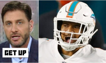 GET UP Crew Makes Predictions on Who Will Win The AFC East