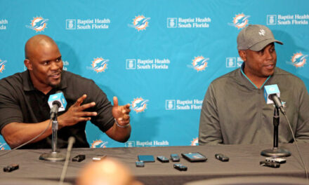 If Dolphins Trade Up They Shouldn't Give up Any 1st Round Picks
