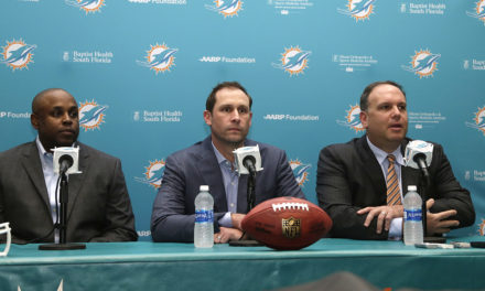 DT Daily 11/3: Dolphins Front Office Problems
