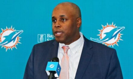 VIDEO: Chris Grier Pre-Draft Press Conference