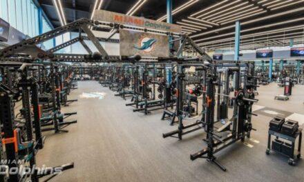 Miami Dolphins NEW Training Facility Tour