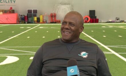 Dolphins Part Ways with Defensive Line Coach Marion Hobby