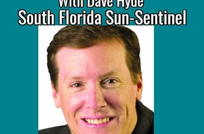 DT Daily for Thurs, April 5th: Dave Hyde from the Sun-Sentinel Joins the DolphinsTalk.com Podcast