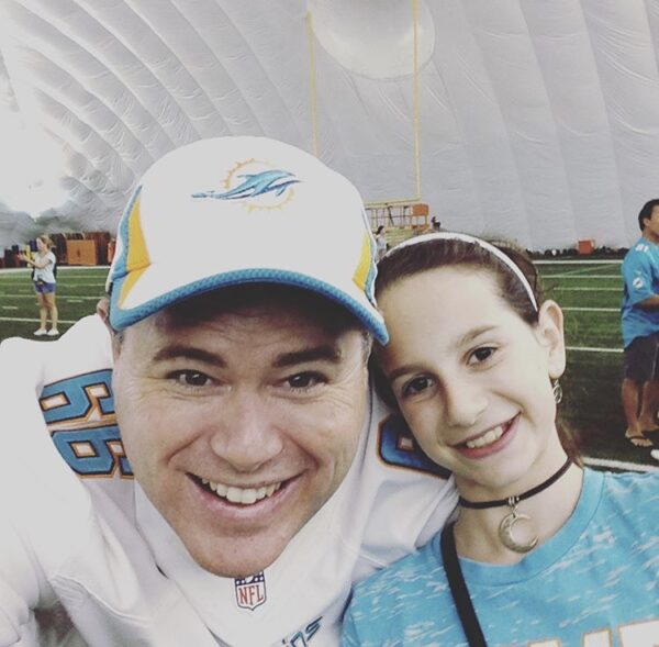 Ian Berger from DolphinsTalk.com is a Finalist for NFL Fan of the Year