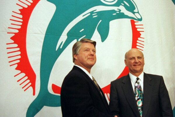 This Day in Dolphins History: January 11th, 1996 Dolphins Hire Jimmy Johnson as Head Coach