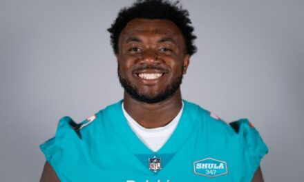 BREAKING: Dolphins Rookie Austin Jackson Placed on IR