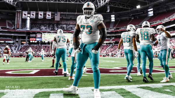 Will the Miami Dolphins Young Offensive Line Take a Step Forward?