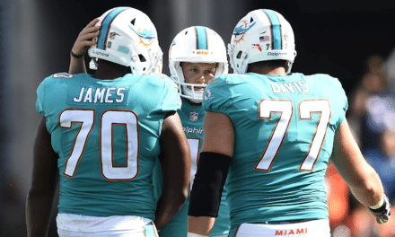 The Dolphins Can't Ignore Offensive Line in the Draft