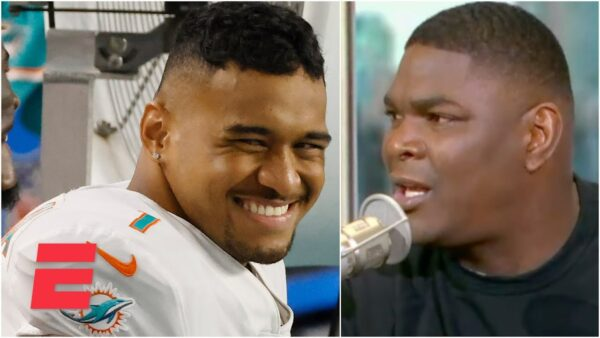 """Keyshawn Johnson Thinks it's """"Alarming"""" Tua didn't know the Playbook Well as a Rookie"""