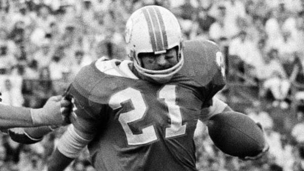 Jim Kiick Memorial Service Aug 1st @ 9:30am (OPEN TO THE PUBLIC)