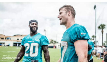 VIDEO: Miami Dolphins Training Camp Day One Thoughts