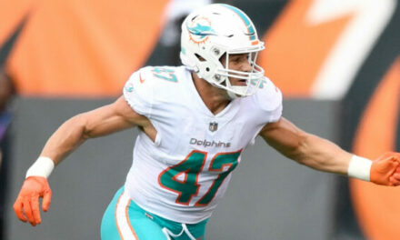 Dolphins Stoke Rumor Mill Flames