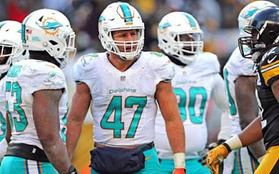 VIDEO: Kiko Alonso Boxing to Prepare for 2018 NFL Season