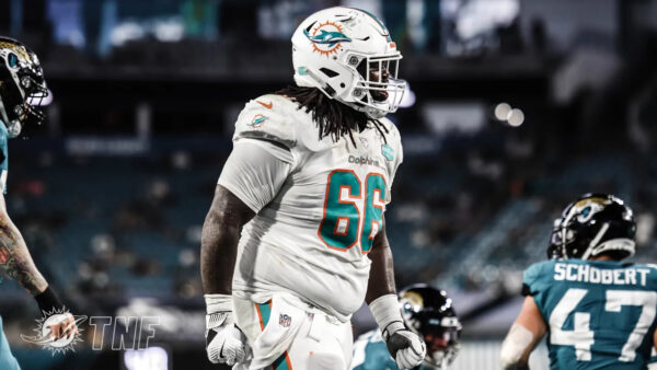 Dolphins Should Continue to Upgrade The Offensive Line