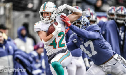 POST GAME WRAP UP SHOW: Dolphins Lose to Giants
