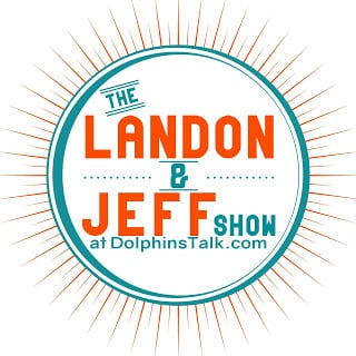 The Landon and Jeff Show Episode 2: Top Five Dolphins They are Looking Forward to Next Season
