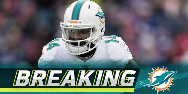 DT Daily Wed, Feb 21st:  Dolphins Place Franchise Tag on Jarvis Landry
