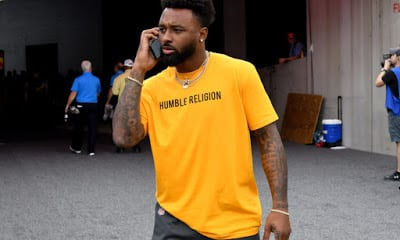 Jarvis Landry Predictably Goes In On Miami's QBs