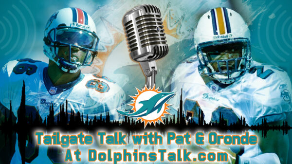 Tailgate Talk with Pat and Oronde for Oct 25th
