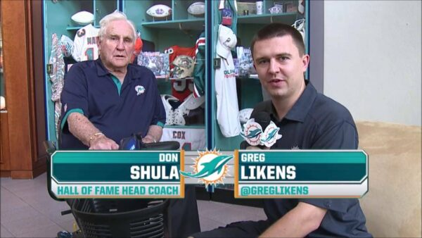 DT Daily 10/8: Greg Likens Joins Us to Talk Dolphins Football