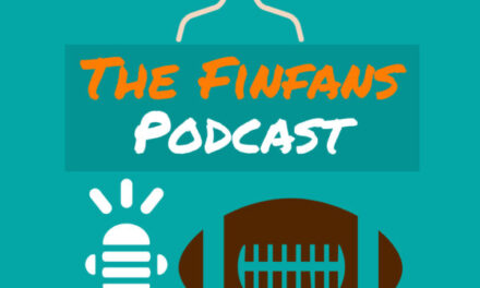 The Finfans Podcast EP 106 It's a sad day. RIP Coach!