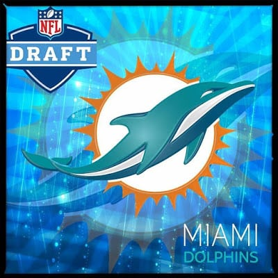 DT Daily for Mon, April 16th:  Ian Wharton from Bleacher Report Joins us to Talk Dolphins 2018 Draft