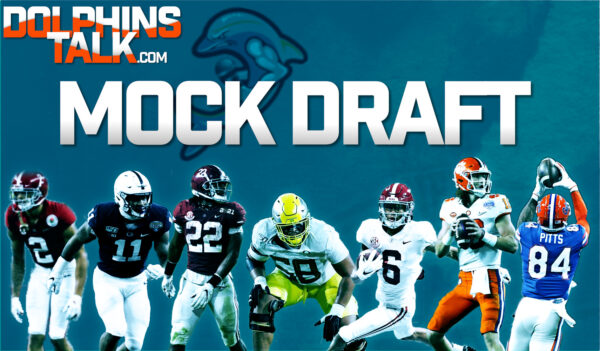Mike's DolphinsTalk.com Mock Draft 1.0