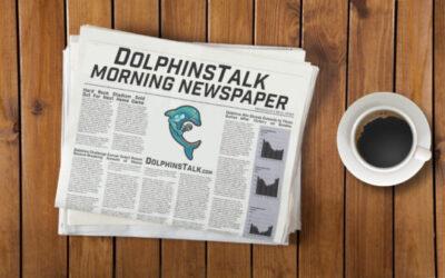 DolphinsTalk Morning Newspaper 9/22/21