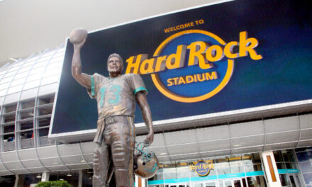 Miami Dolphins Draft Party at Hard Rock Stadium on Thurs, April 29th