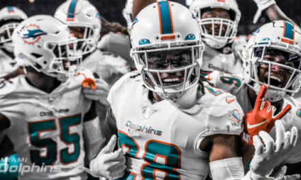 DolphinsTalk Podcast: Brian Miller from PhinPhanatic Previews The Dolphins 2020 Season