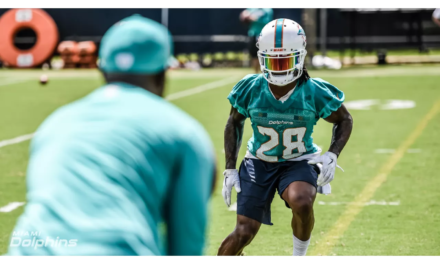 DT Daily 7/26: Dolphins Practice Notes & Thoughts