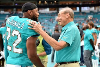 DolphinsTalk.com Daily for Tuesday, November 7th: Dolphins sign Offensive Tackle, Ted Larsen and TJ McDonald are back, plus TV Ratings News
