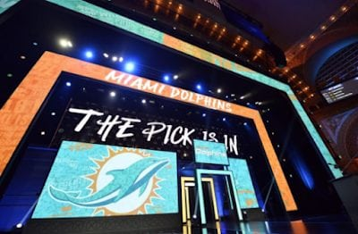 Bobby's Dolphins Mock Draft 3.0 (Miami trades down with Packers!)