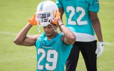 Video: Minkah Fitzpatrick on Tiki and Tierney Show