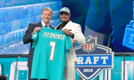 DT Daily for Thurs, April 26th: Minkah Fitzpatrick Round 1 Pick Analysis