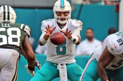 DolphinsTalk.com Daily for Tuesday, Nov 28th: Why It's Time to Move on From Matt Moore